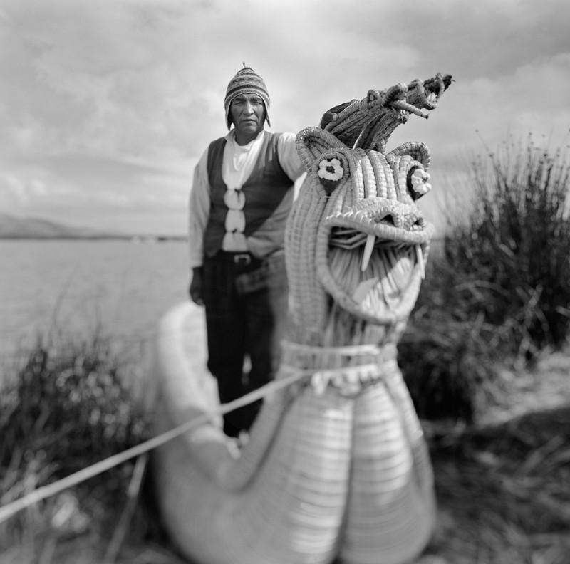 Первопроходец перуанской фотографии – индеец Мартин Чамби  56
