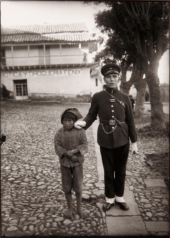 Первопроходец перуанской фотографии – индеец Мартин Чамби  58