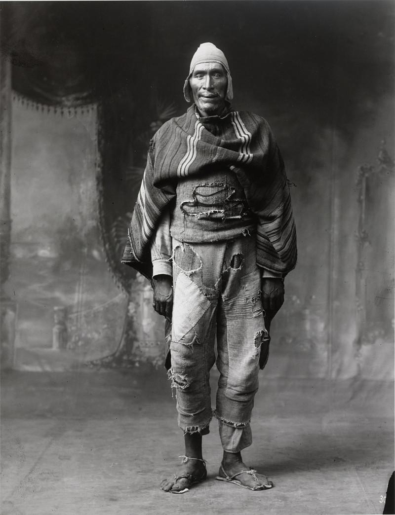 Первопроходец перуанской фотографии – индеец Мартин Чамби  60