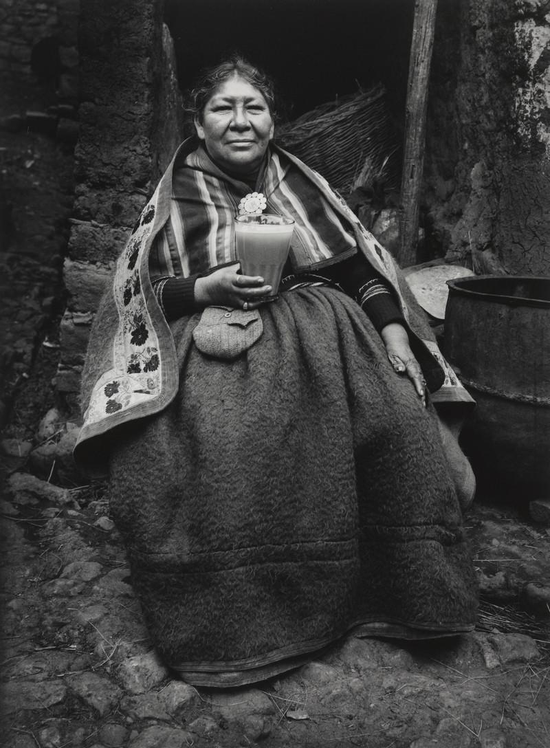 Первопроходец перуанской фотографии – индеец Мартин Чамби  64