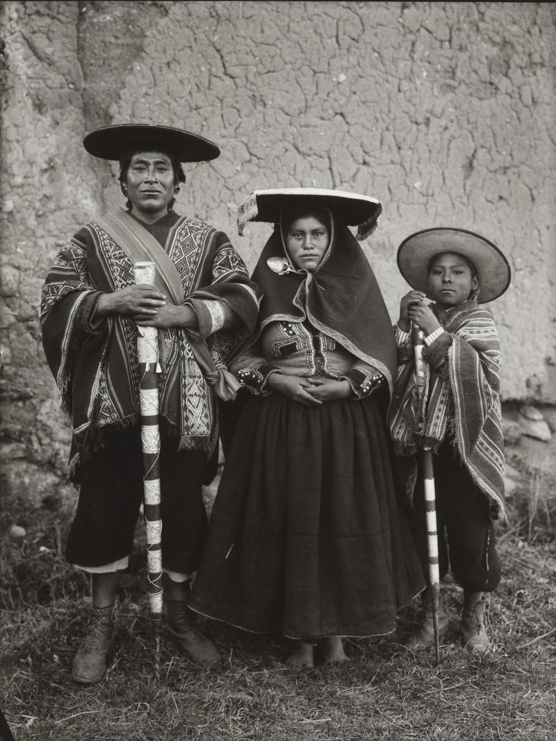 Первопроходец перуанской фотографии – индеец Мартин Чамби  66