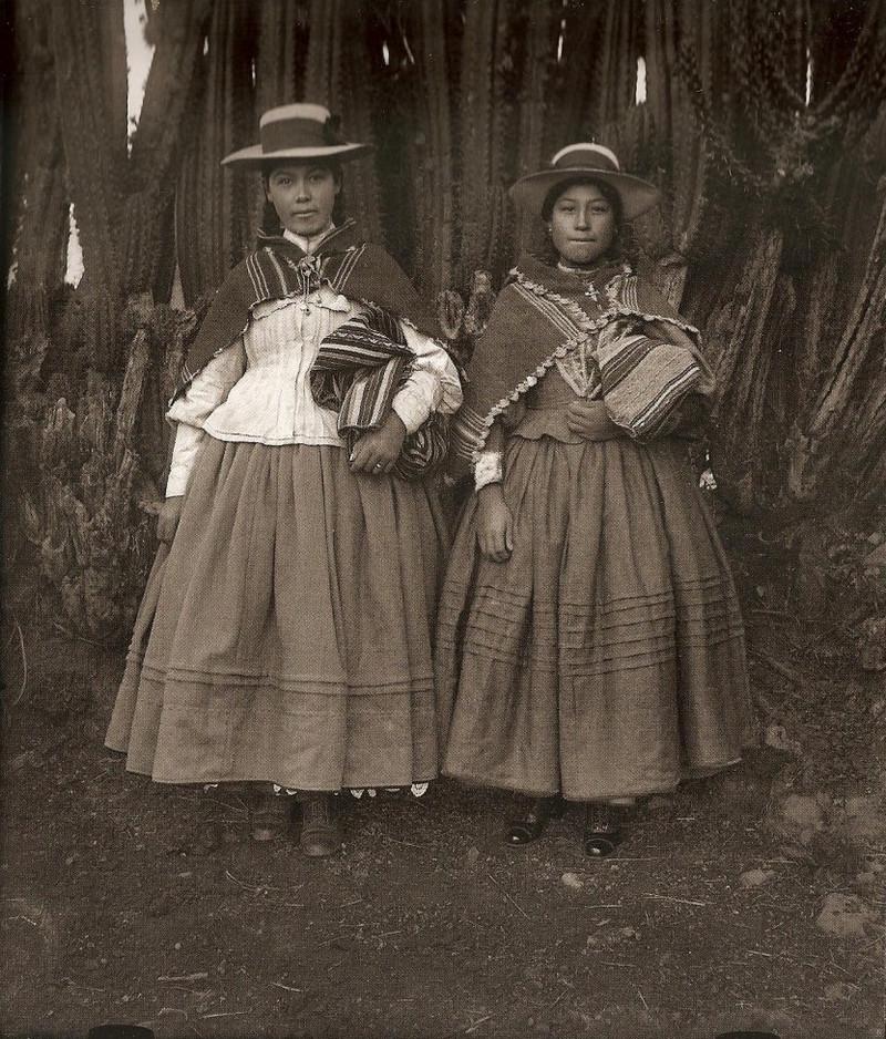 Первопроходец перуанской фотографии – индеец Мартин Чамби  68