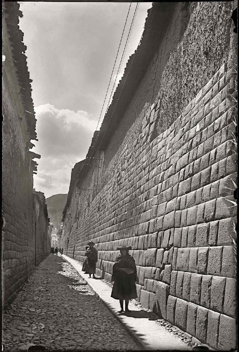Первопроходец перуанской фотографии – индеец Мартин Чамби  69