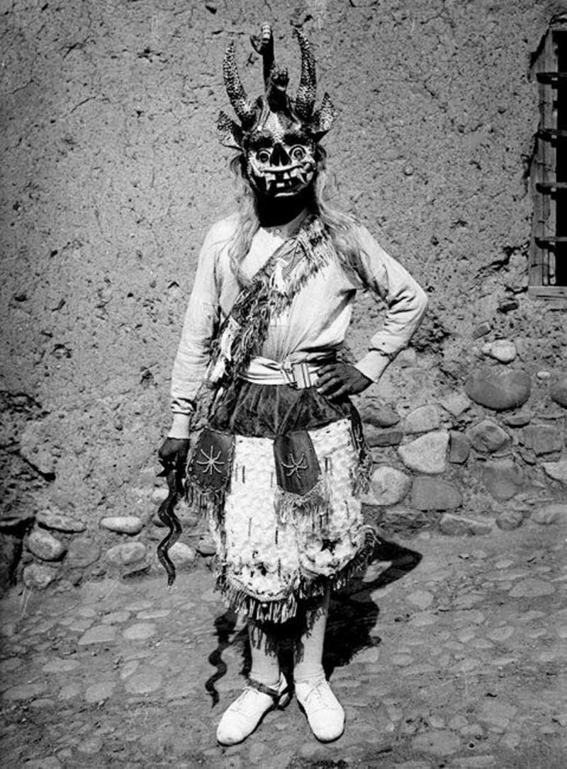 Первопроходец перуанской фотографии – индеец Мартин Чамби  70