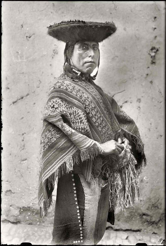 Первопроходец перуанской фотографии – индеец Мартин Чамби  71