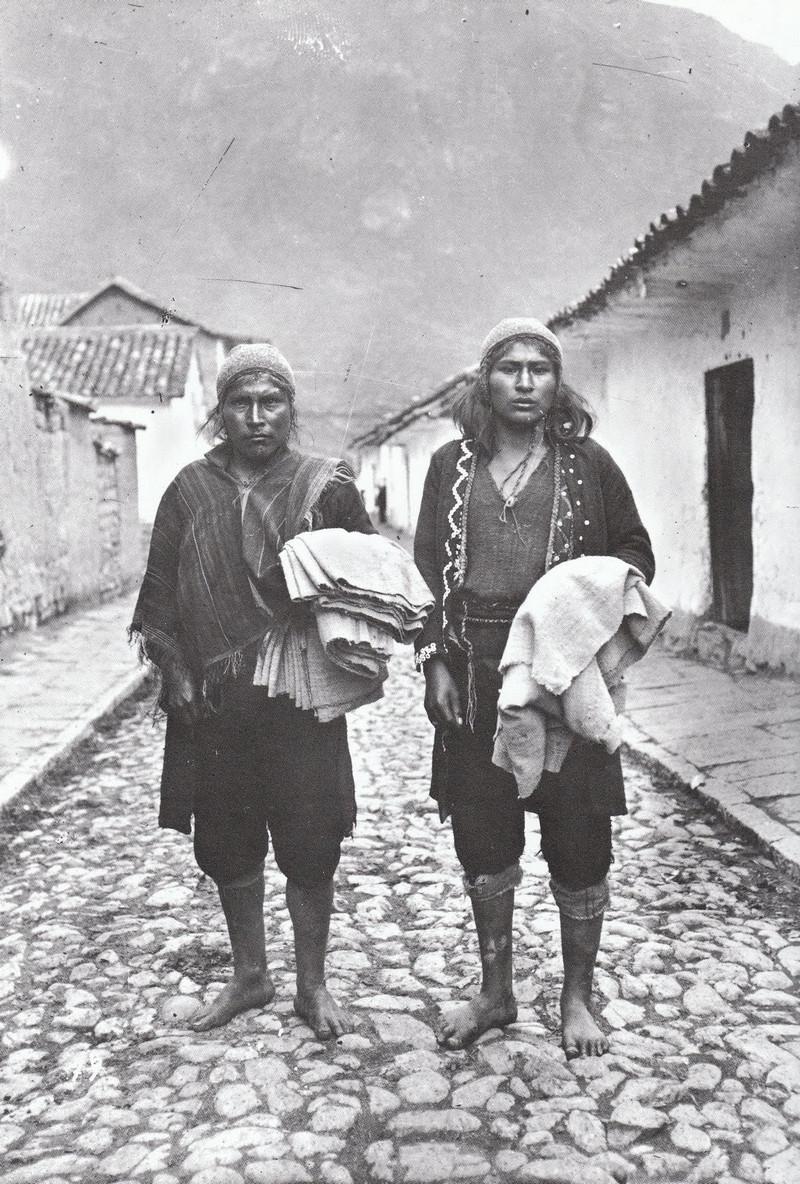 Первопроходец перуанской фотографии – индеец Мартин Чамби  74
