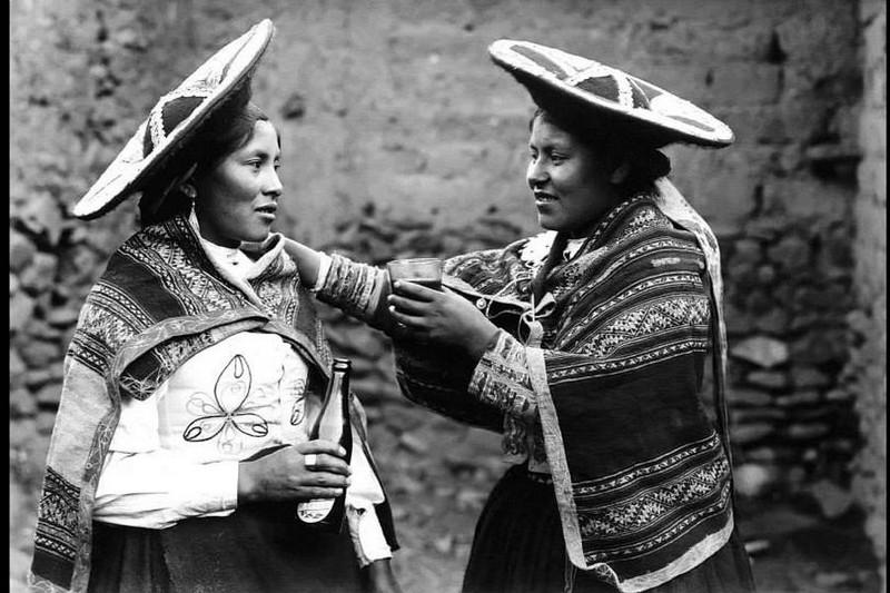 Первопроходец перуанской фотографии – индеец Мартин Чамби  75