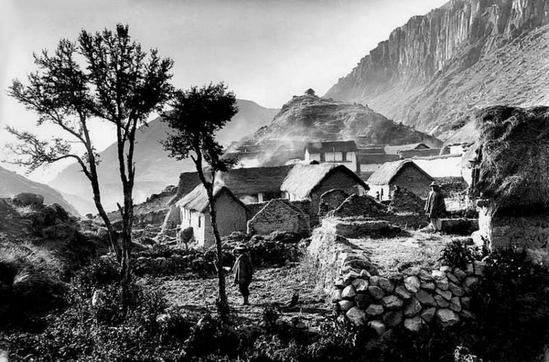 Первопроходец перуанской фотографии – индеец Мартин Чамби  76