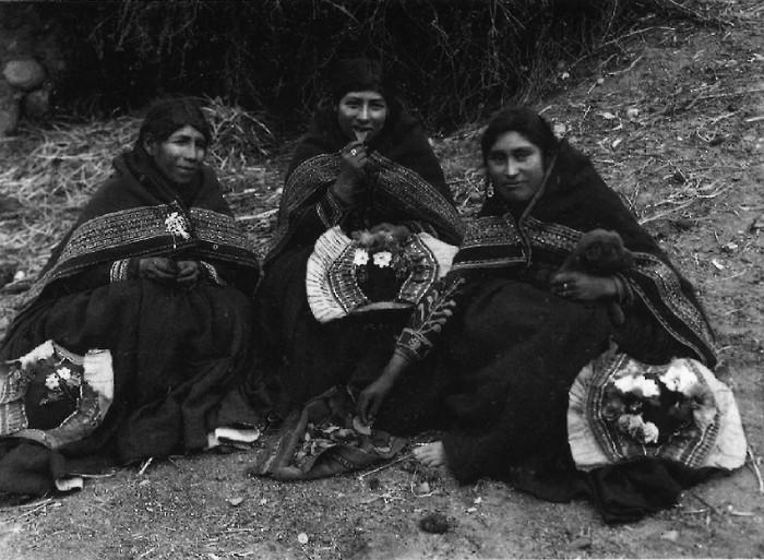 Первопроходец перуанской фотографии – индеец Мартин Чамби  79