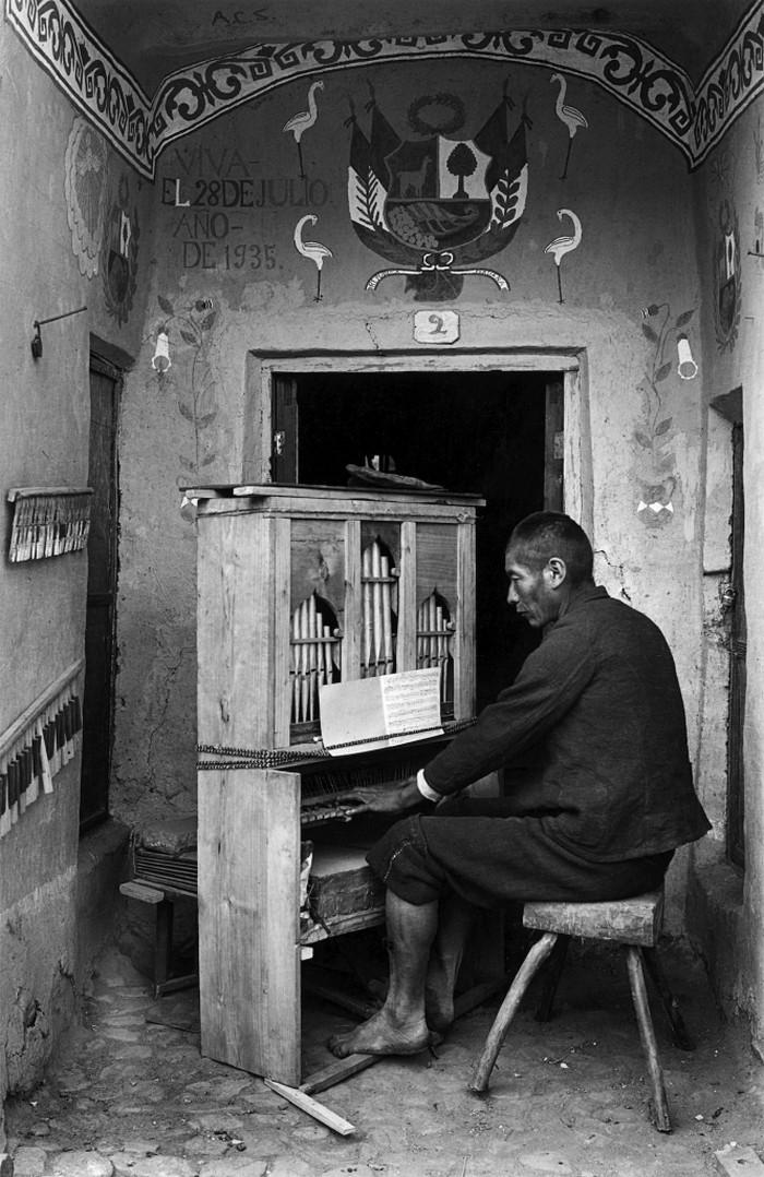 Первопроходец перуанской фотографии – индеец Мартин Чамби  80
