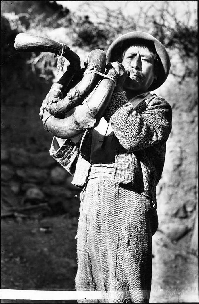 Первопроходец перуанской фотографии – индеец Мартин Чамби  81