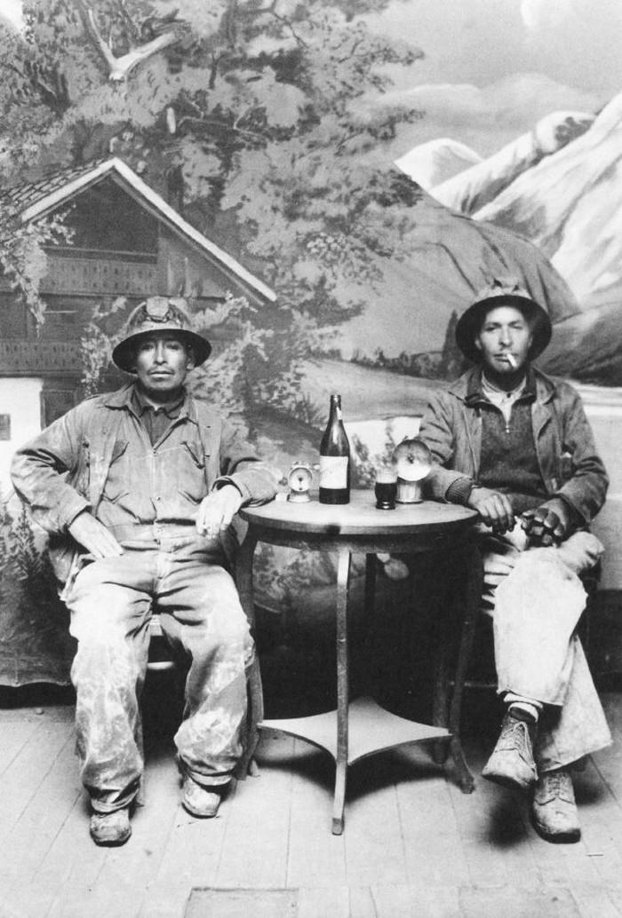 Первопроходец перуанской фотографии – индеец Мартин Чамби  83