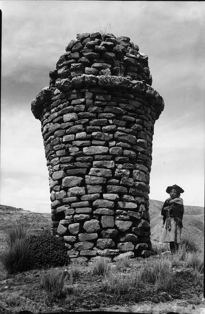 Первопроходец перуанской фотографии – индеец Мартин Чамби  84