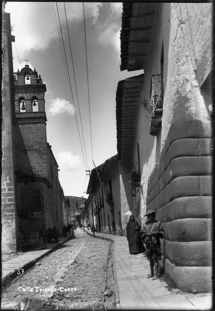 Первопроходец перуанской фотографии – индеец Мартин Чамби  85