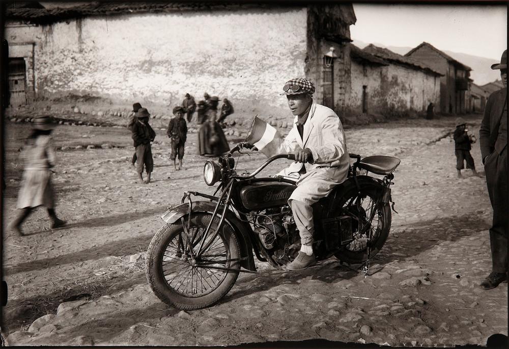 Первопроходец перуанской фотографии – индеец Мартин Чамби  87