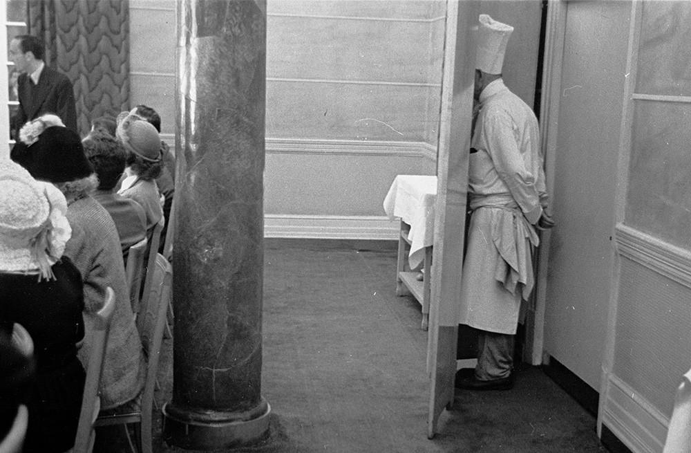 Эпохальный фотограф Берт Харди 47