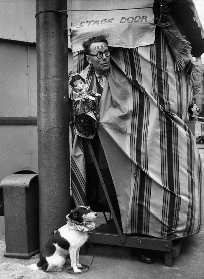 Эпохальный фотограф Берт Харди 56