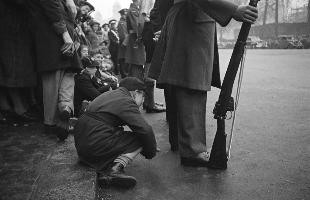 Эпохальный фотограф Берт Харди 82