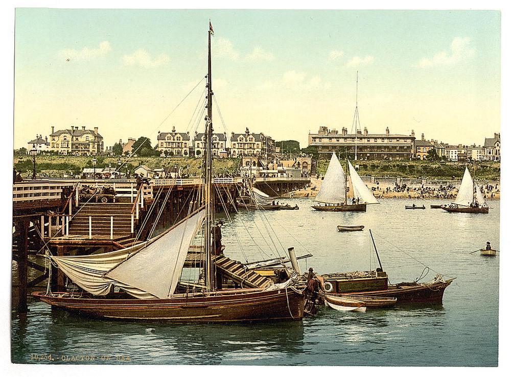 6000 великолепных фотохромных открыток Европы, Ближнего Востока и Северной Америки на рубеже XIX–ХХ вв 103