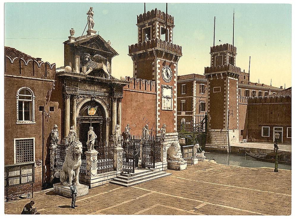 6000 великолепных фотохромных открыток Европы, Ближнего Востока и Северной Америки на рубеже XIX–ХХ вв 114