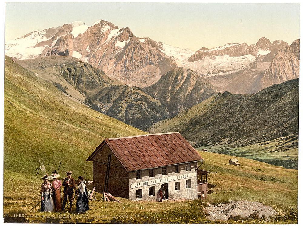 6000 великолепных фотохромных открыток Европы, Ближнего Востока и Северной Америки на рубеже XIX–ХХ вв 19