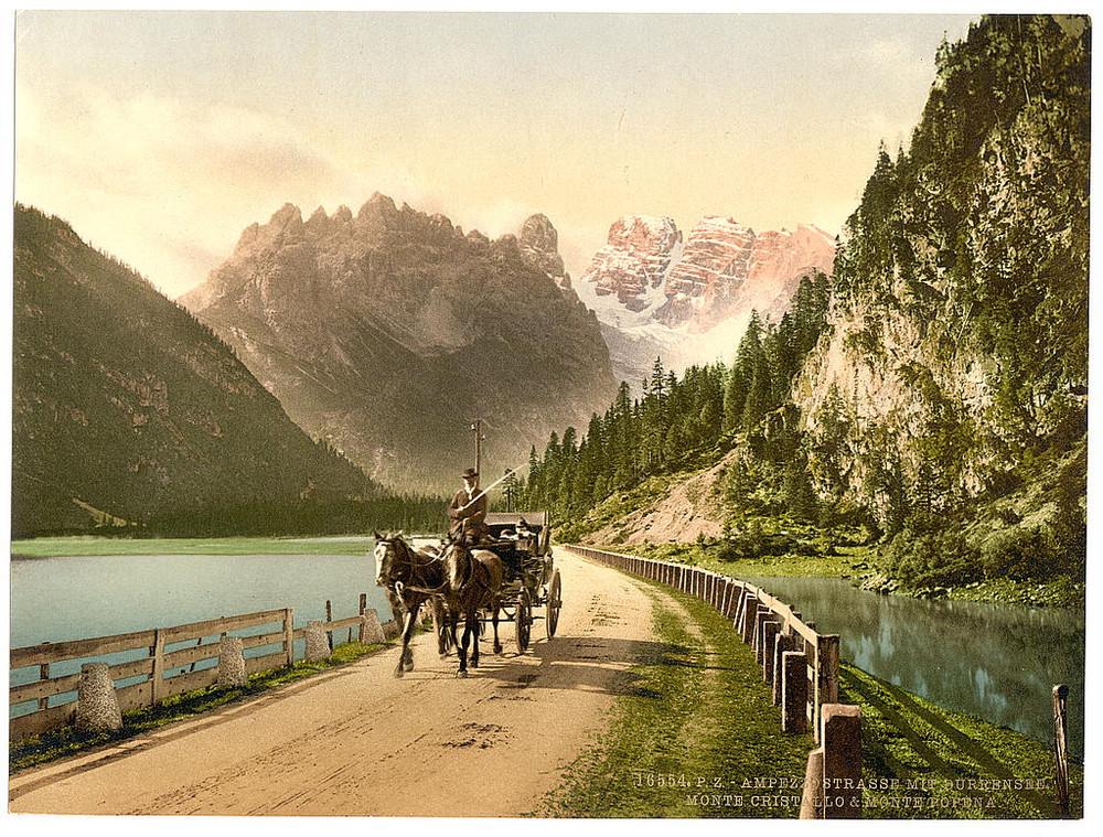 6000 великолепных фотохромных открыток Европы, Ближнего Востока и Северной Америки на рубеже XIX–ХХ вв 21
