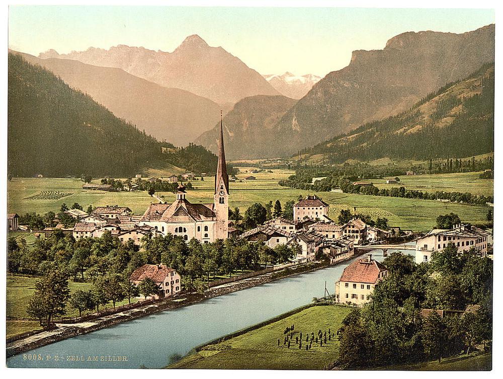 6000 великолепных фотохромных открыток Европы, Ближнего Востока и Северной Америки на рубеже XIX–ХХ вв 25