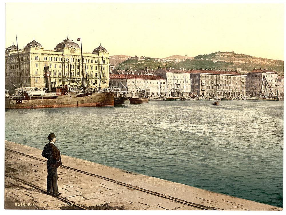 6000 великолепных фотохромных открыток Европы, Ближнего Востока и Северной Америки на рубеже XIX–ХХ вв 26