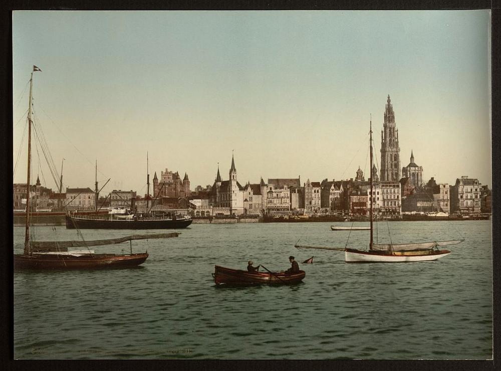6000 великолепных фотохромных открыток Европы, Ближнего Востока и Северной Америки на рубеже XIX–ХХ вв 36