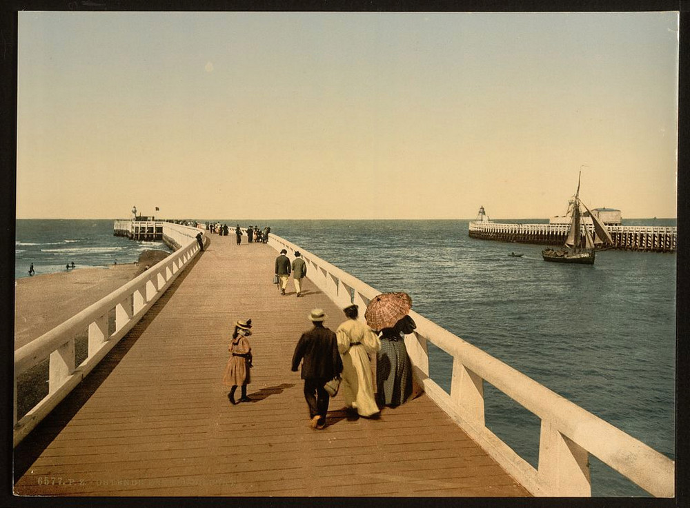 6000 великолепных фотохромных открыток Европы, Ближнего Востока и Северной Америки на рубеже XIX–ХХ вв 42