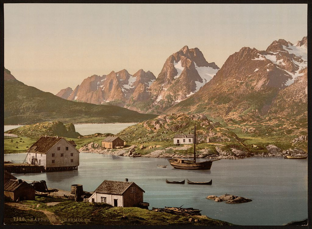 6000 великолепных фотохромных открыток Европы, Ближнего Востока и Северной Америки на рубеже XIX–ХХ вв 75