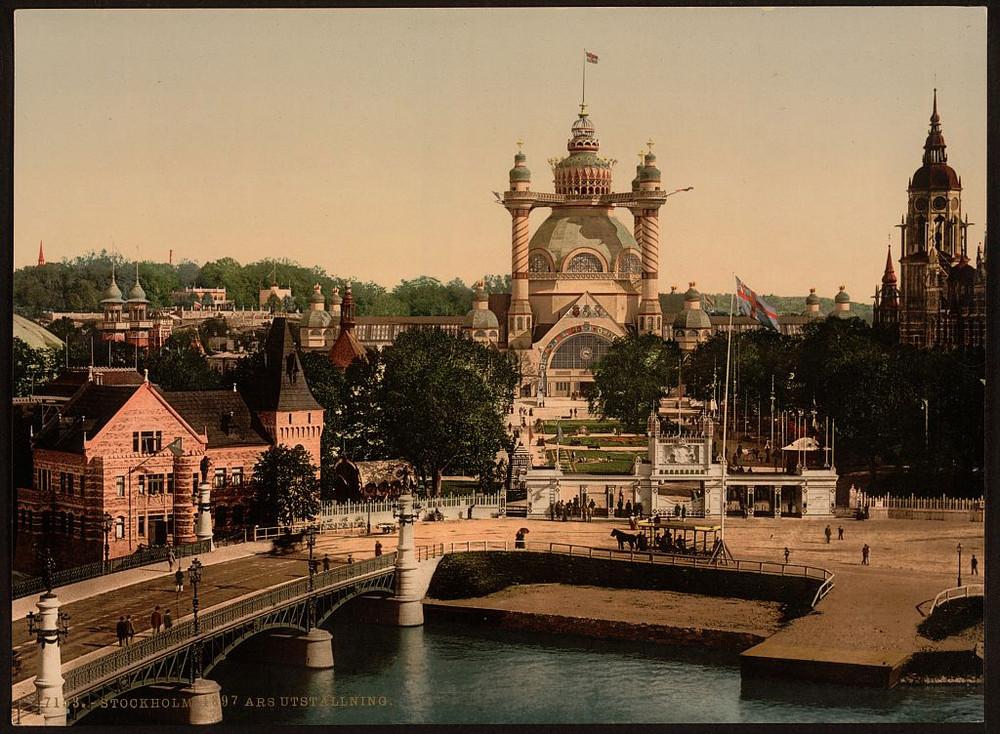 6000 великолепных фотохромных открыток Европы, Ближнего Востока и Северной Америки на рубеже XIX–ХХ вв 76