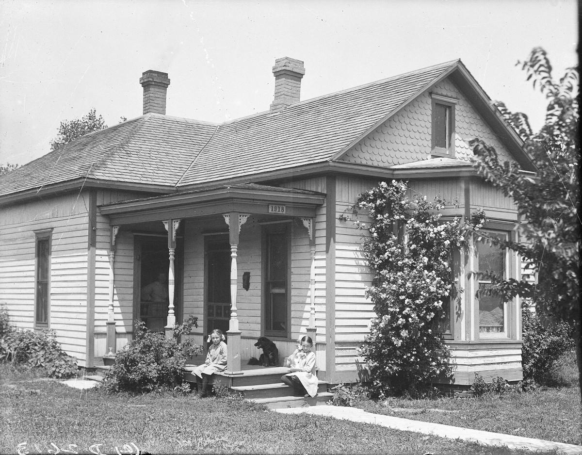 Как поднималась американская целина. Архивные фотографии пионеров Великих равнин конца 19-го века 19