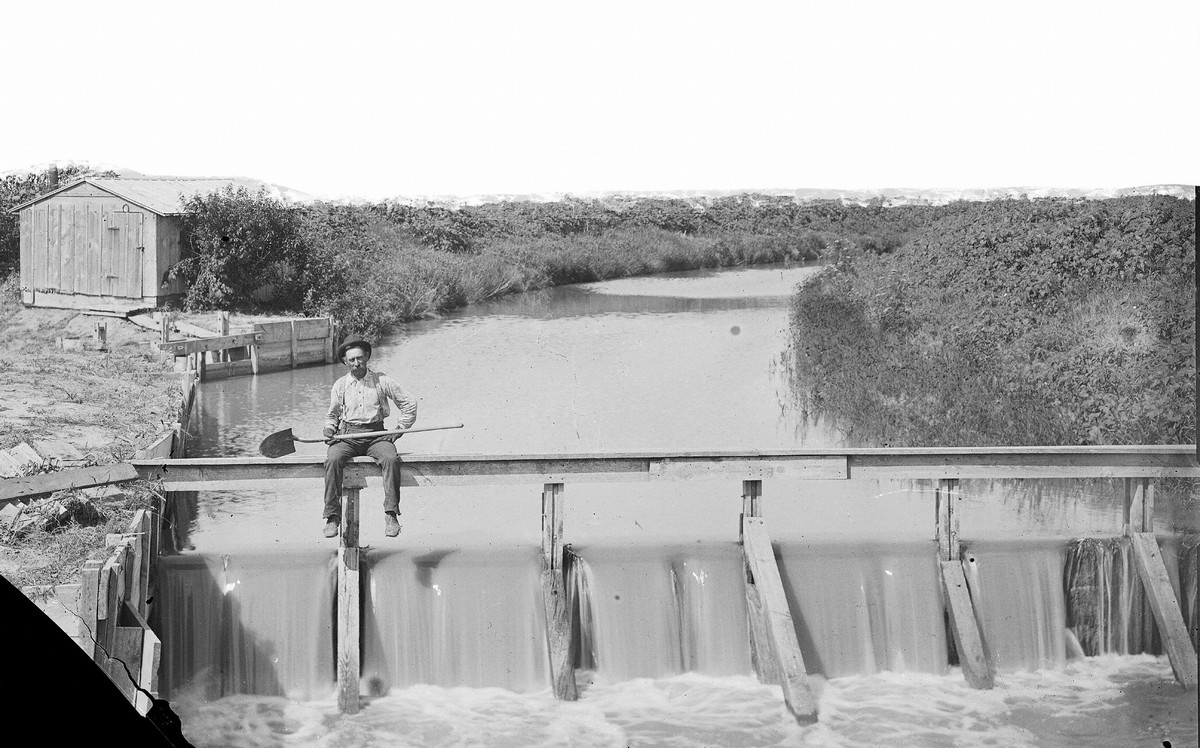 Как поднималась американская целина. Архивные фотографии пионеров Великих равнин конца 19-го века 38