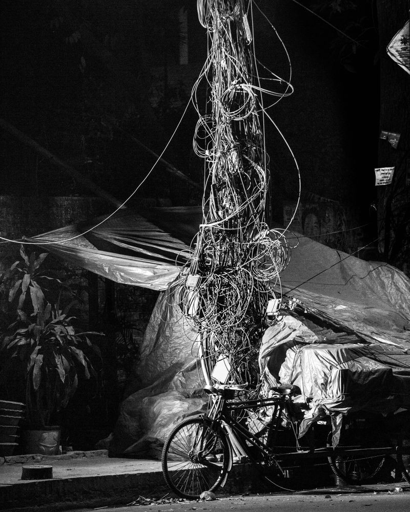 Креативные победители конкурса художественной фотографии LensCulture 2019 24