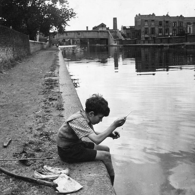 Британский фотожурналист Терстон Хопкинс 12