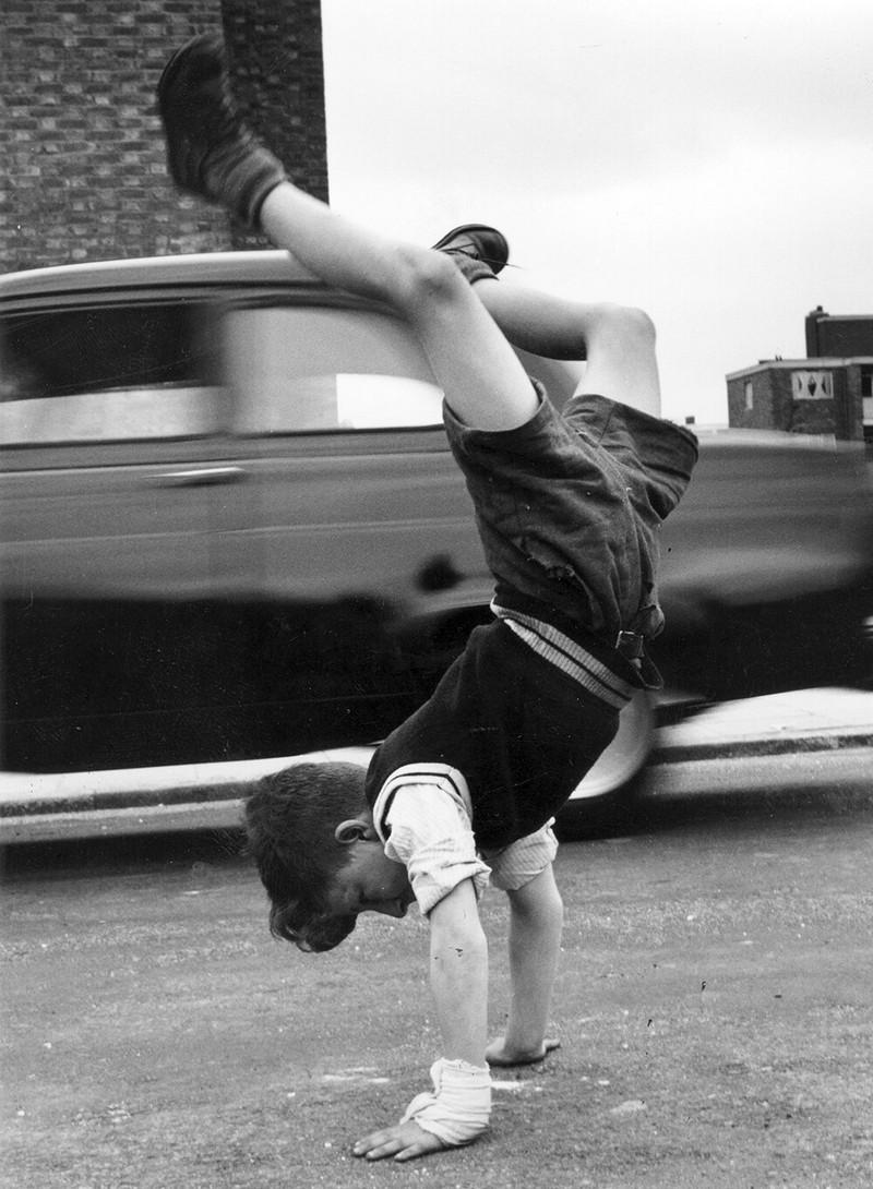 Британский фотожурналист Терстон Хопкинс 29