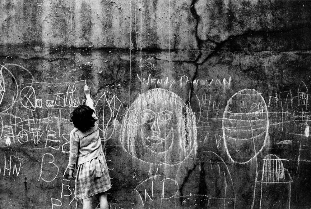 Британский фотожурналист Терстон Хопкинс 31