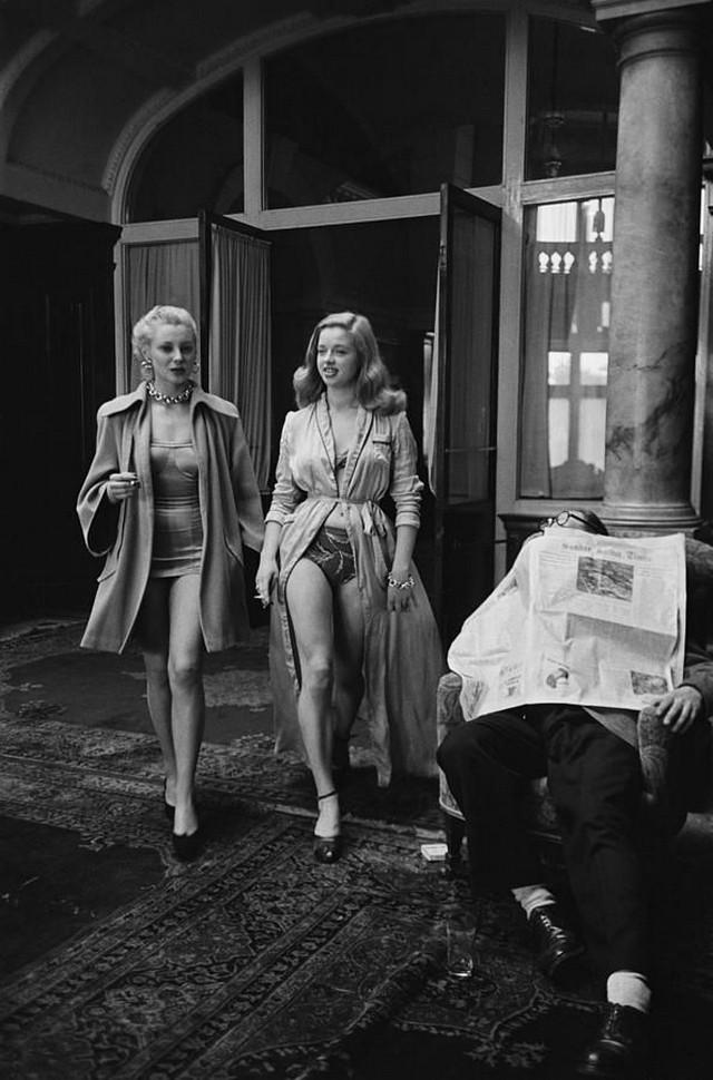 Британский фотожурналист Терстон Хопкинс 41