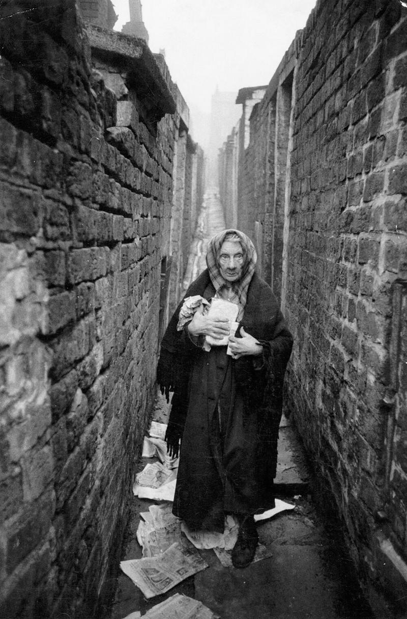 Британский фотожурналист Терстон Хопкинс 45