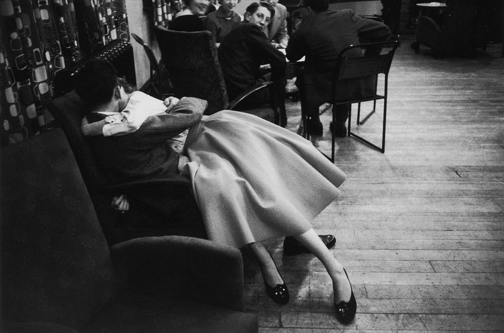 Британский фотожурналист Терстон Хопкинс 49