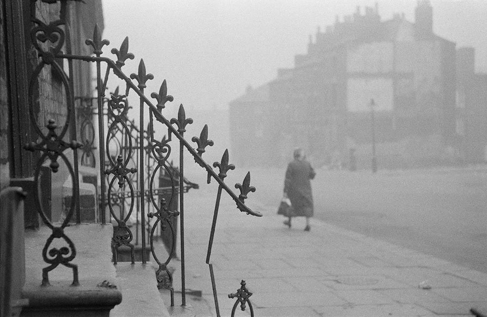Британский фотожурналист Терстон Хопкинс 54