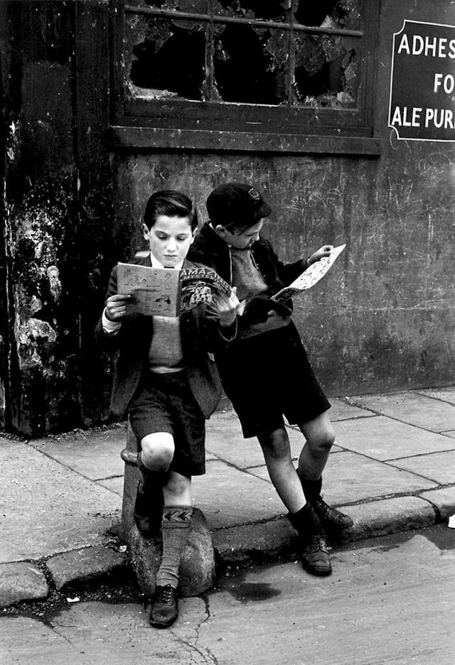 Британский фотожурналист Терстон Хопкинс 59