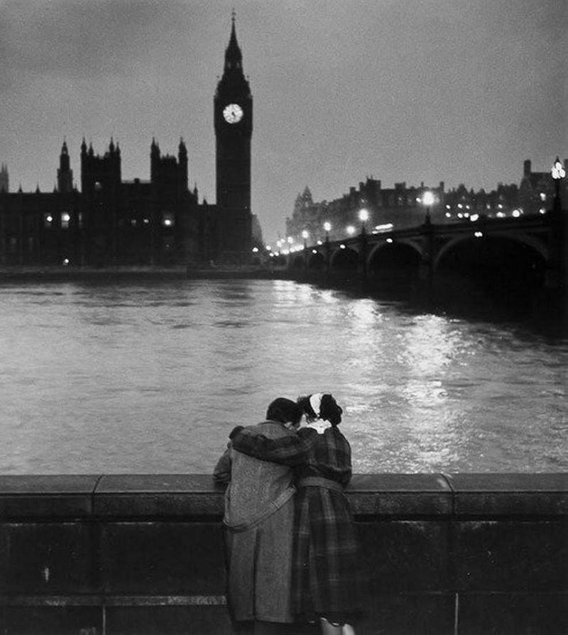 Британский фотожурналист Терстон Хопкинс 61