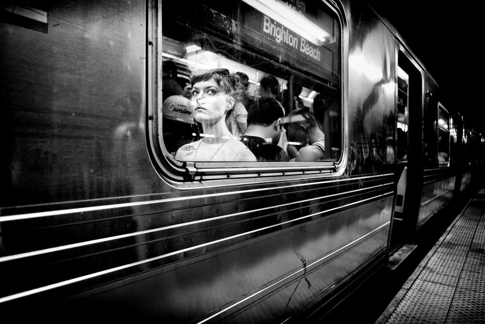 «Метрополис», «Голуби» и «Манхэттен» городского фотографа Алана Шаллера 10