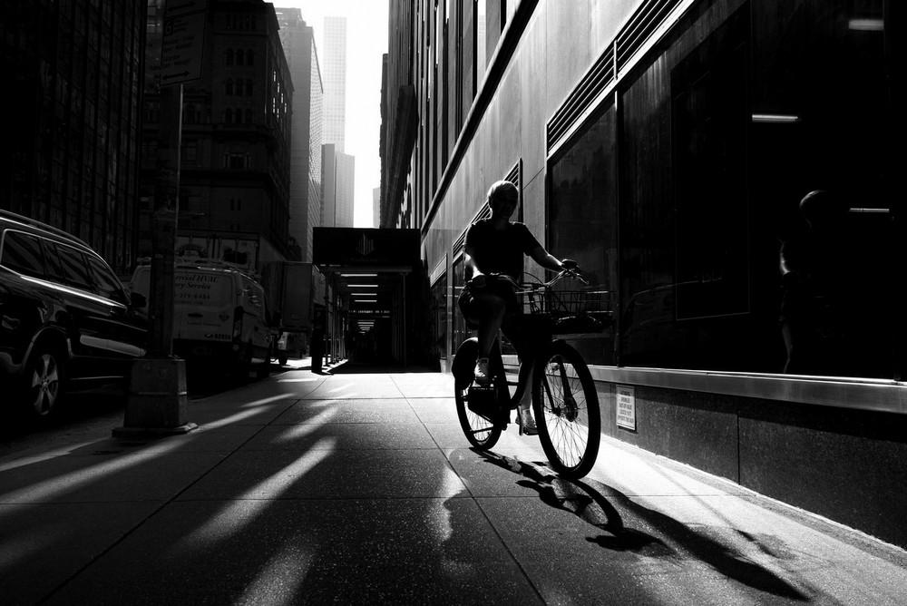 «Метрополис», «Голуби» и «Манхэттен» городского фотографа Алана Шаллера 11