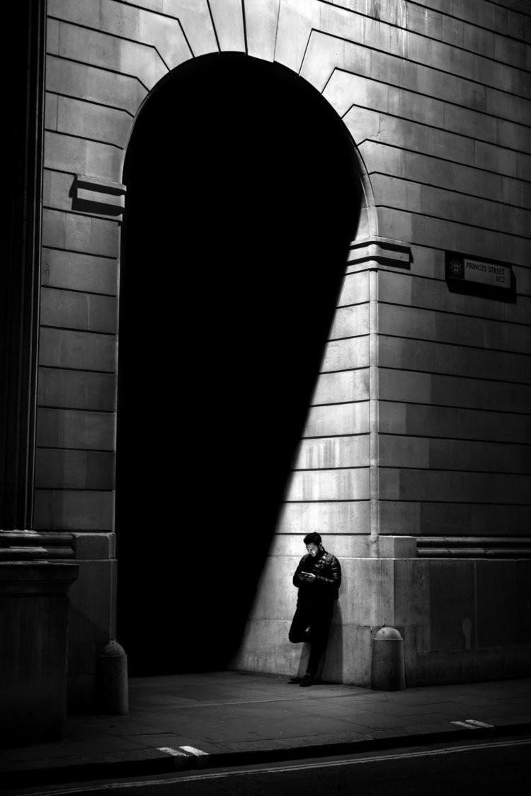 «Метрополис», «Голуби» и «Манхэттен» городского фотографа Алана Шаллера 16