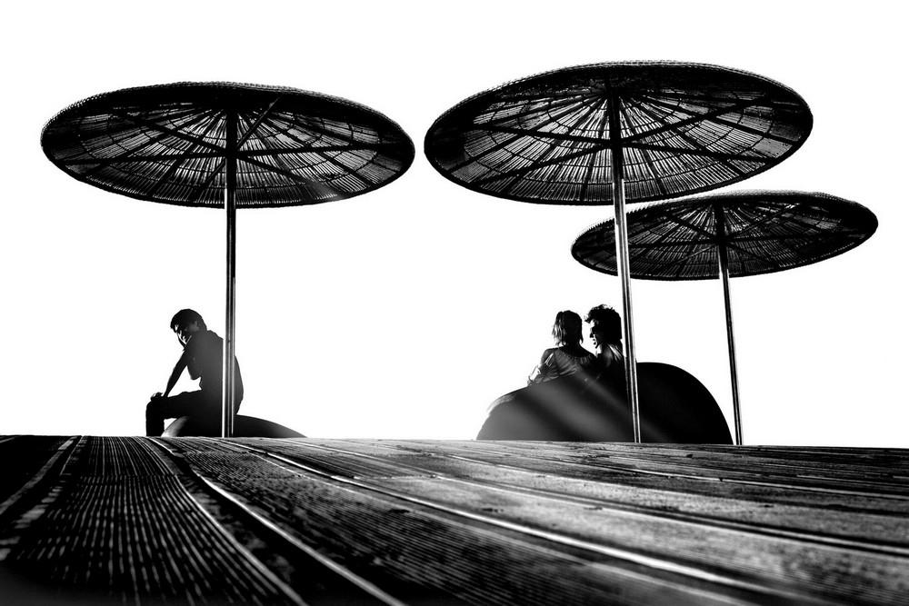 «Метрополис», «Голуби» и «Манхэттен» городского фотографа Алана Шаллера 28