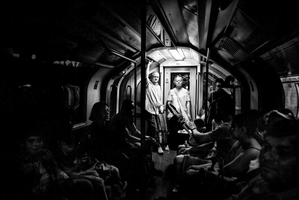 «Метрополис», «Голуби» и «Манхэттен» городского фотографа Алана Шаллера 31