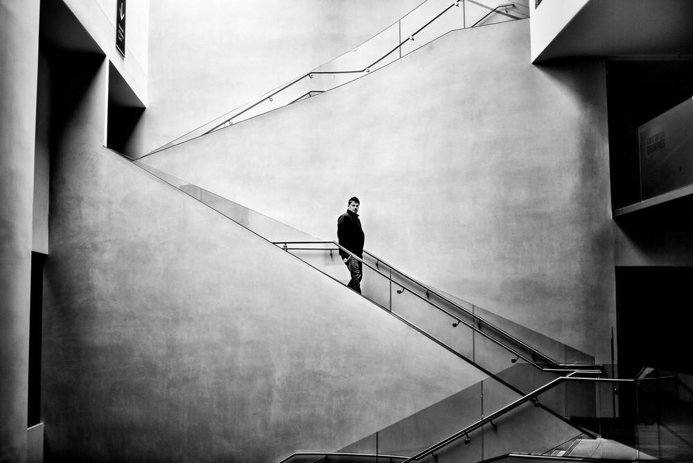 «Метрополис», «Голуби» и «Манхэттен» городского фотографа Алана Шаллера 32